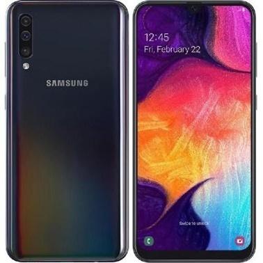Samsung Samsung Galaxy A50 2019 64Gb Black Renkli